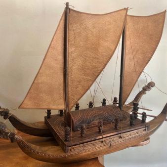 Polynesian sail
