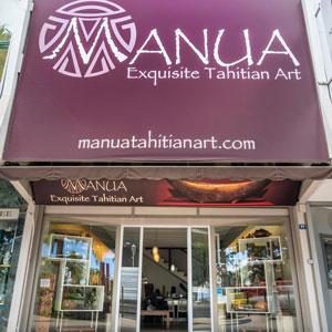 Manua Art Tahiti Boutique