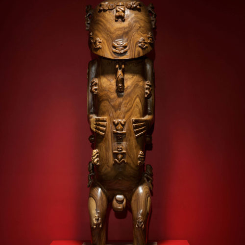 Polynesian Tiki from Marquesas Islands